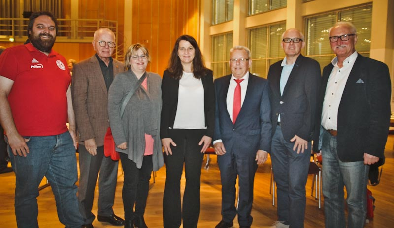 Jürgen Grondziewski als Vorsitzender des FLVW-Verwaltungsrats bestätigt
