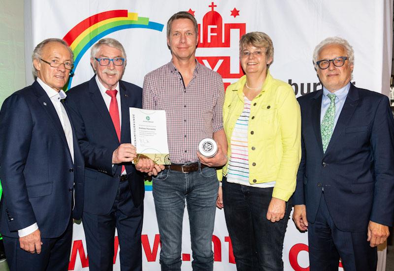 Ein Dankeschön-Wochenende für Kreissieger Andreas Pannewitz