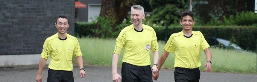 Überkreisliche Schiedsrichter-Ansetzungen (16./17.11.19)