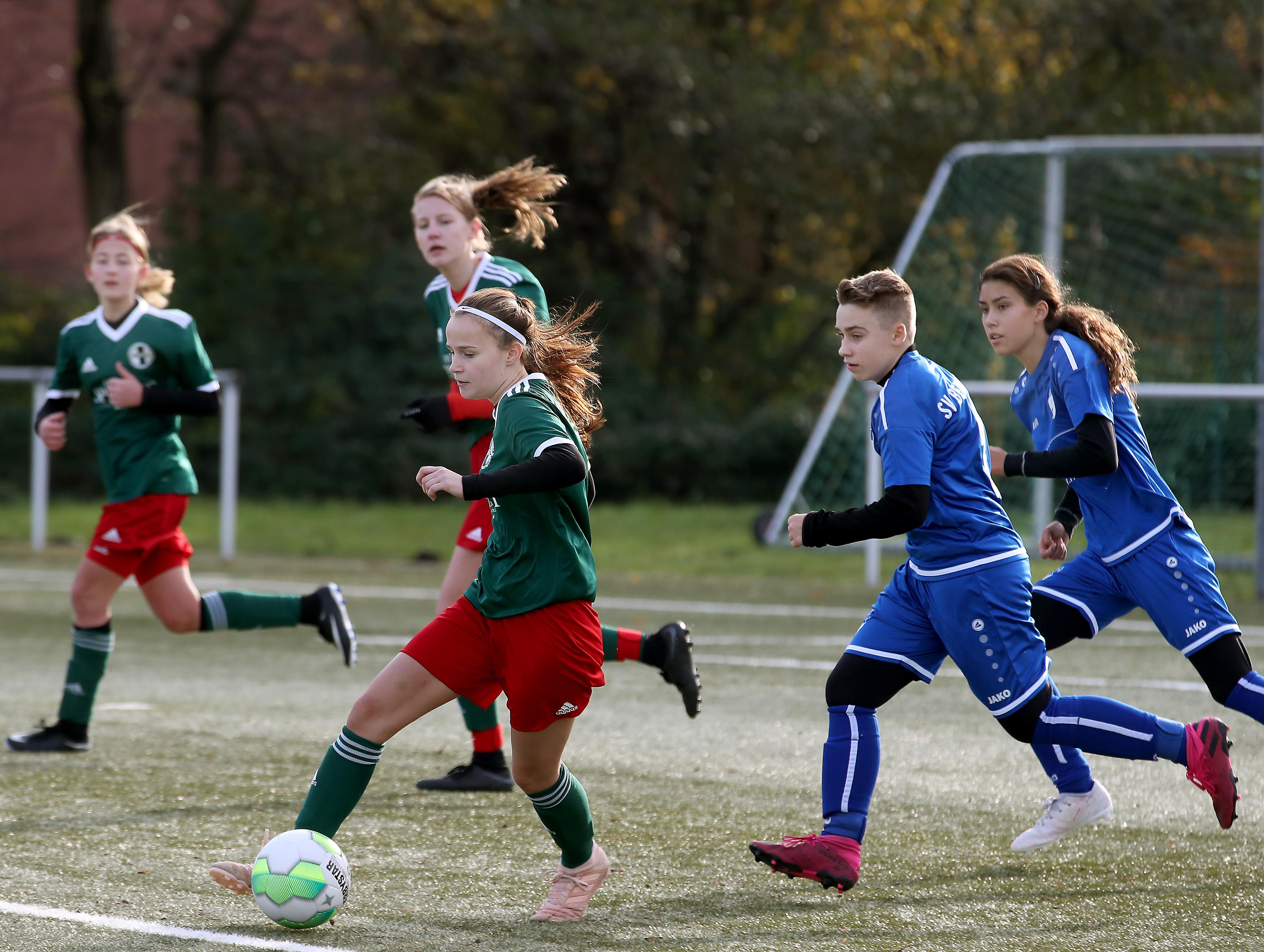 Ausschreibung Tag des Mädchenfußballs 2020