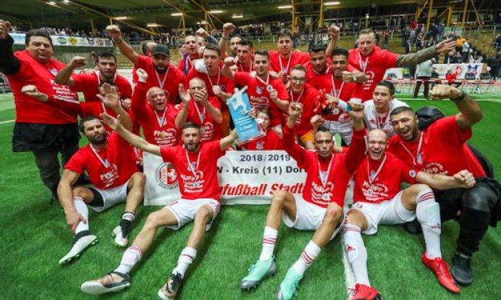Hallenfußball-Stadtmeisterschaft: Große Spannung vor dem Start
