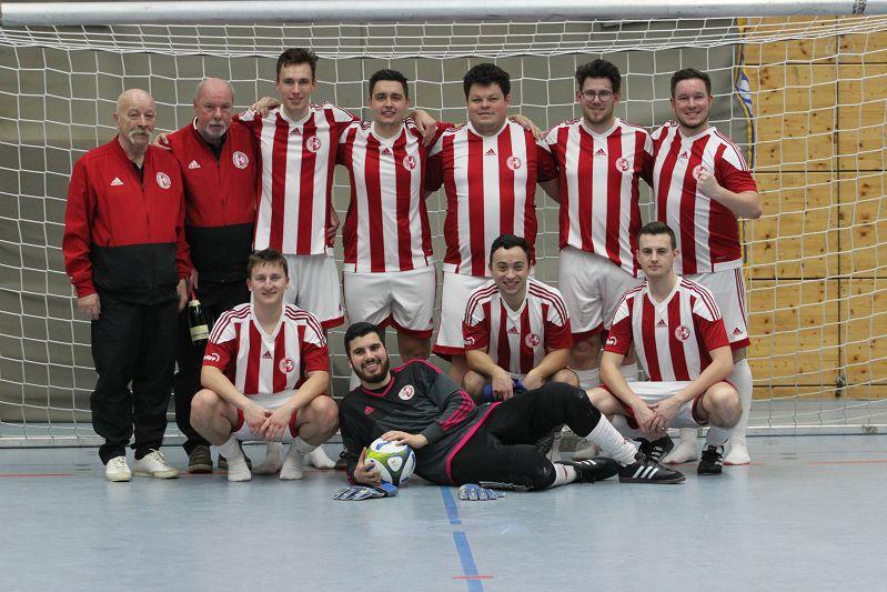 Zweiter Platz für Schiedsrichtermannschaft in Zweibrücken