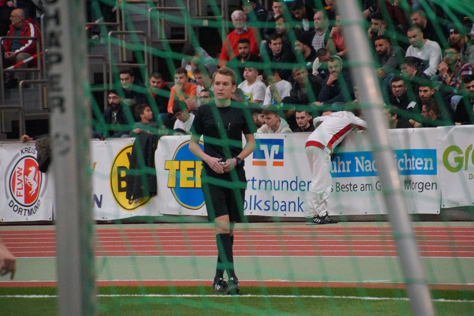 Spiel- und Veranstaltungspause für Dortmunder Schiedsrichter