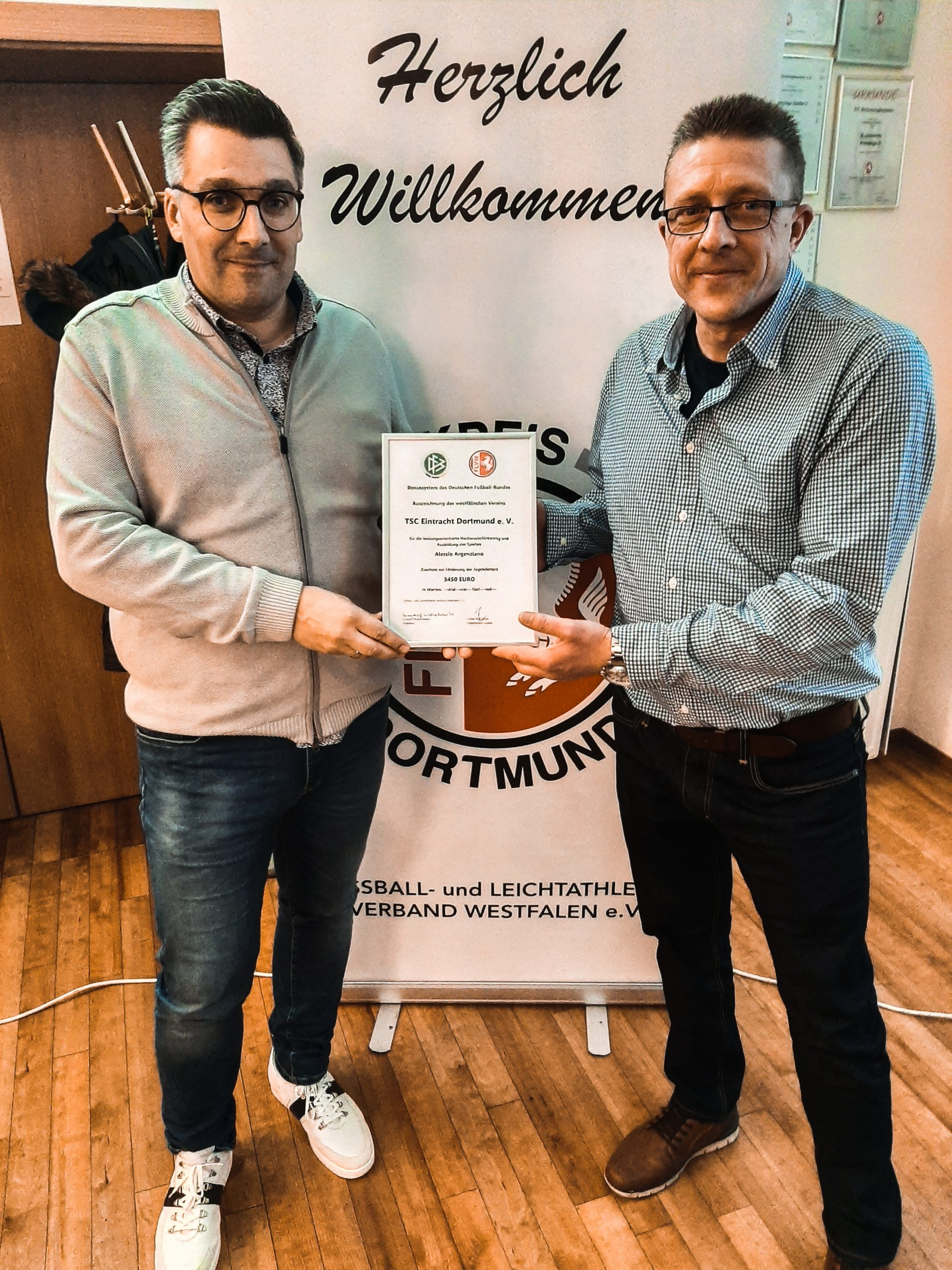 DFB-Bonussystem: Auszeichnung für erfolgreiche Nachwuchsförderung