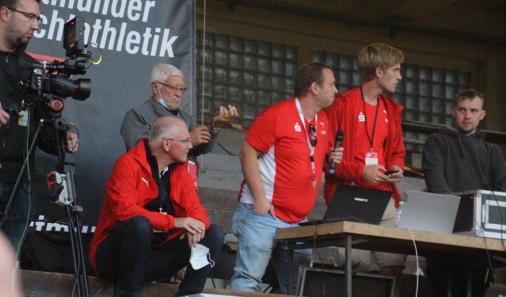 Maurice Huke und Torben Junker befinden sich nach langer Zwangspause wieder im Wettkampf-Modus
