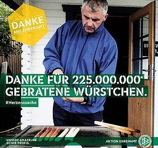 """Erinnerung Bewerbungsphase """"Ehrenamtspreis 2020"""""""