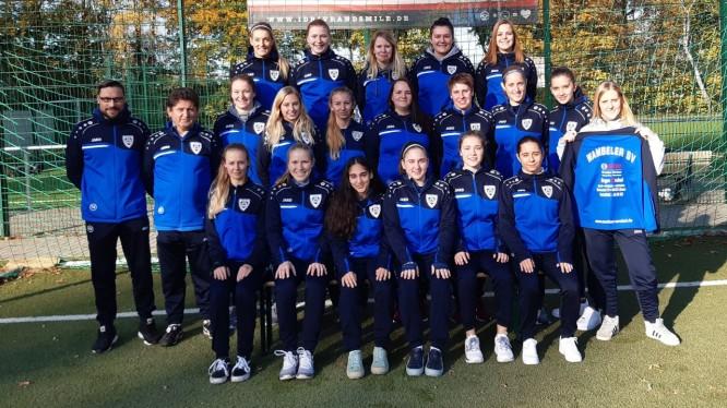 Damen des Wambeler SV stehen im Kreispokalfinale
