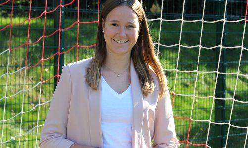 Miriam Austrup ist Dortmunds Assistentin für Vereinsentwicklung