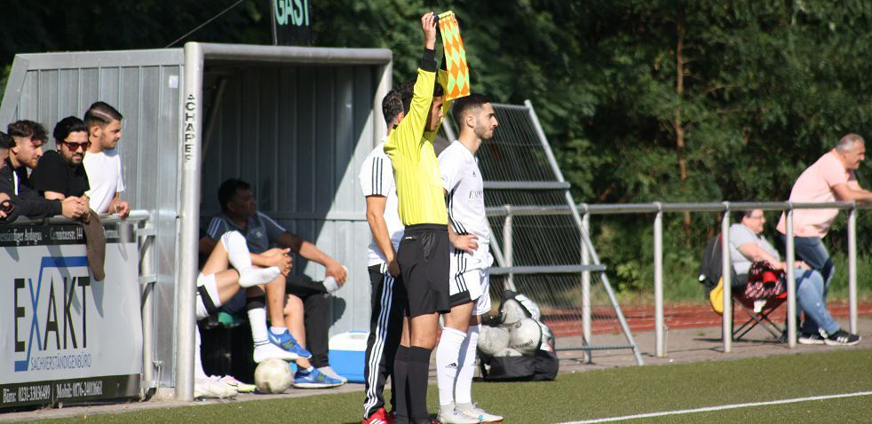Überkreisliche Schiedsrichter-Ansetzungen (26./27.09.2020)