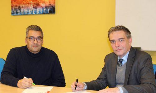 Sparbau Dortmund unterstützt den Dortmunder Jugendfußball mit 2.500,00 €