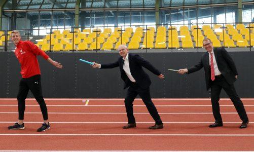 Sparkasse Dortmund und LG Olympia setzen ihre Zusammenarbeit fort