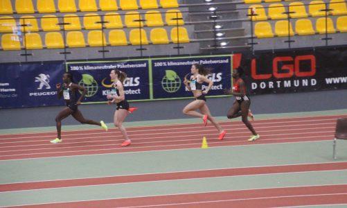 Die Deutschen Hallenmeisterschaften in Dortmund bilden den ersten Leichtathletik-Höhepunkt im Olympiajahr