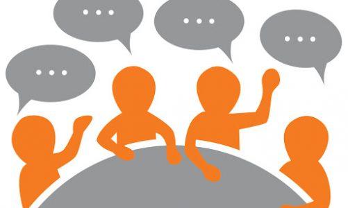 Offener Austausch: Der Kreisvorstand lädt ein
