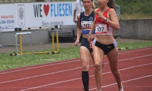 LG Olympia Dortmund zählt im Jugendbereich mit zehn Medaillengewinnen bei den Deutschen Jugendmeisterschaften in Rostock zu den Top-Vereinen in Deutschland