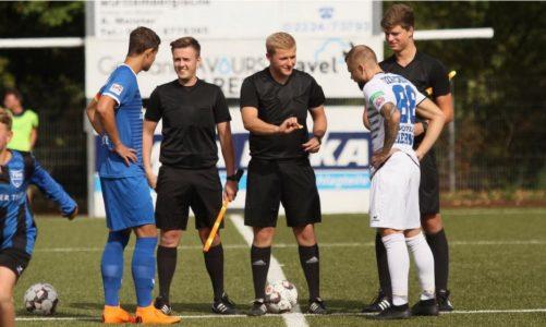 Saisonbeginn für die Regionalliga-Schiedsrichter