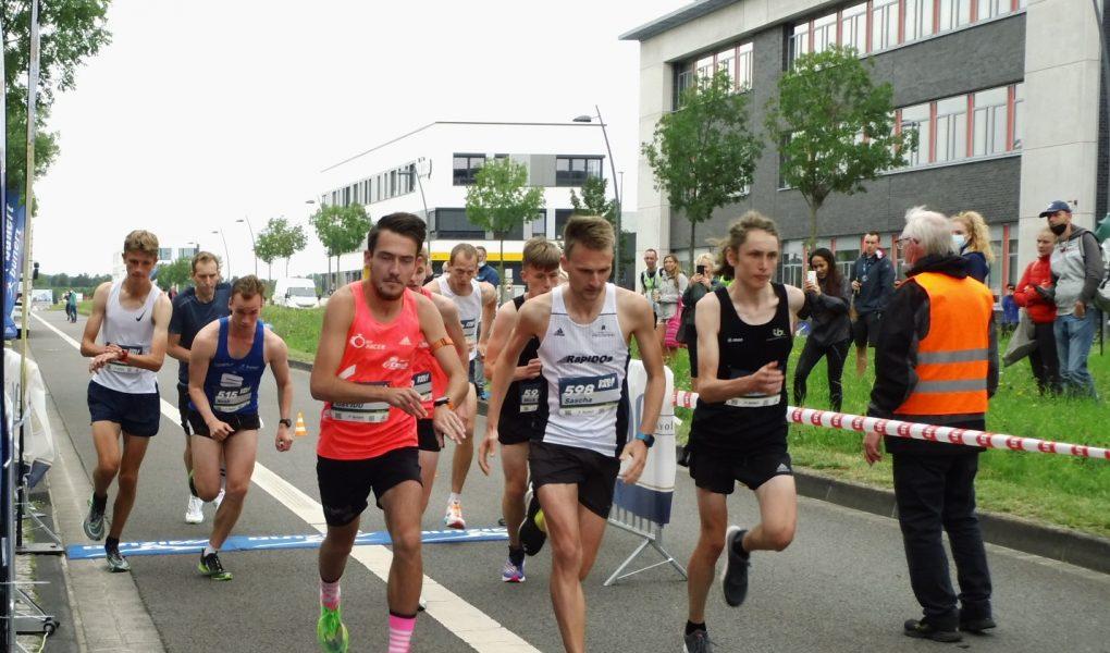 """Linn Kleine und Sascha van Staa siegen beim Lauf """"Do it fast"""""""