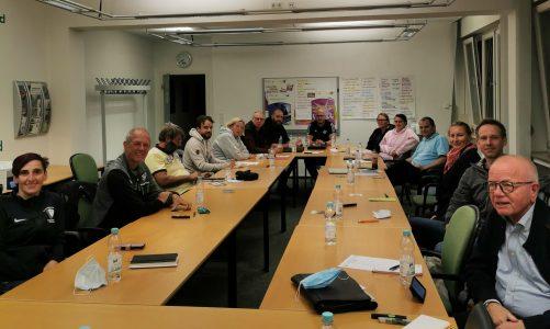 """Workshop """"Zukunftssicherung der Vereine durch Ehrenamtsgewinnung heute"""" war ein voller Erfolg"""