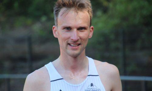 Sascha van Staa erfreut in Bergisch Gladbach mit 31:22,99 Minuten über 10.000 Meter